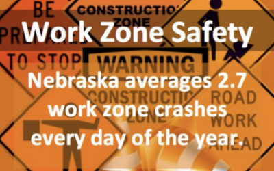 Stay Alert in Work Zones