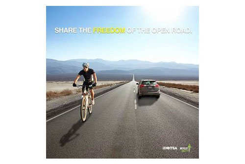 Share the Open Road