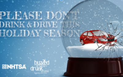 Please Don't Drink and Drive This Holiday Season